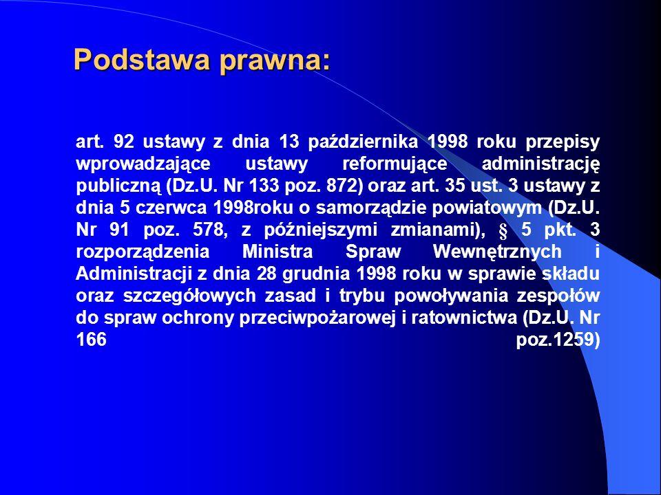 Centrum Zarządzania Regionalnego i Kryzysowego – tańsze rozwiązanie problemu W maju 2002 roku polski parlament uchwalił pakiet ustaw określających stany kryzysowe, wyjątkowe i wojenne państwa.