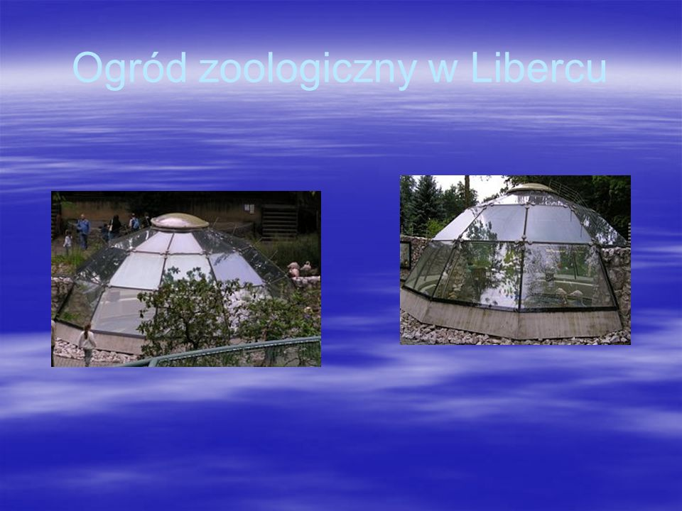 Ogród zoologiczny w Libercu