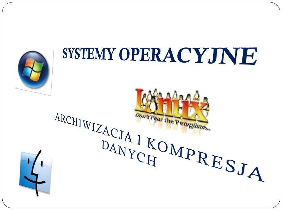 Najpopularniejsze programy do kompresowania i dekompresji danych WinZip WinRar 7-Zip IZArc BitZipper