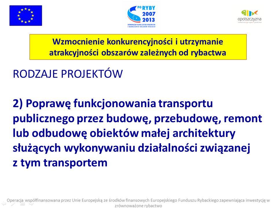 Załączniki, które dołącza się do wniosku o dofinansowanie: 13.