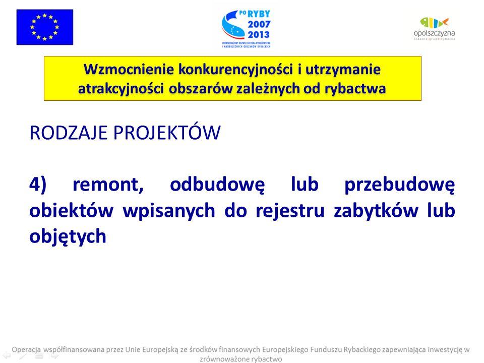 Załączniki, które dołącza się do wniosku o dofinansowanie: 15.