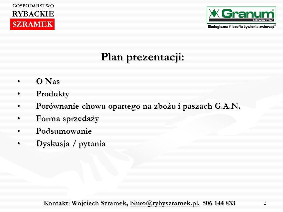 3 Granum Animal Nutrition (G.A.N.) od blisko 20 lat produkuje oraz dystrybuuje najwyższej jakości karmy dla zwierząt hodowlanych, koni, psów, kotów, ryb, zwierząt egzotycznych oraz zwierząt laboratoryjnych i zwierząt łownych.