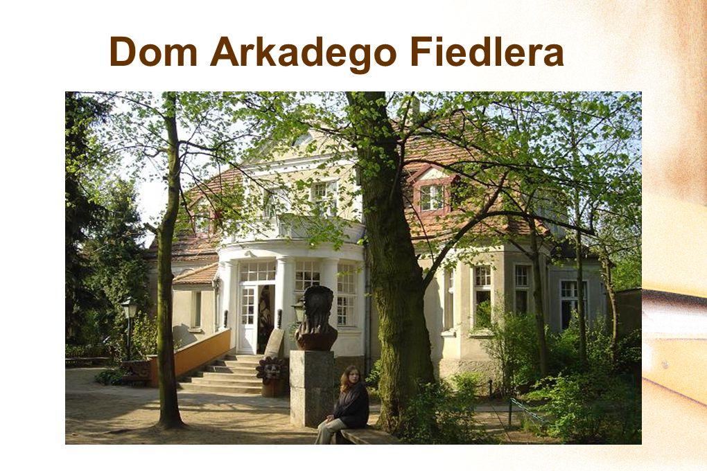 Dom Arkadego Fiedlera