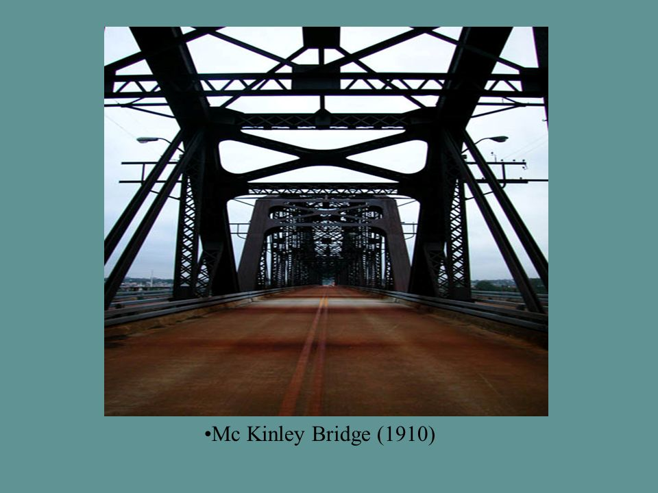 Mc Kinley Bridge (1910)