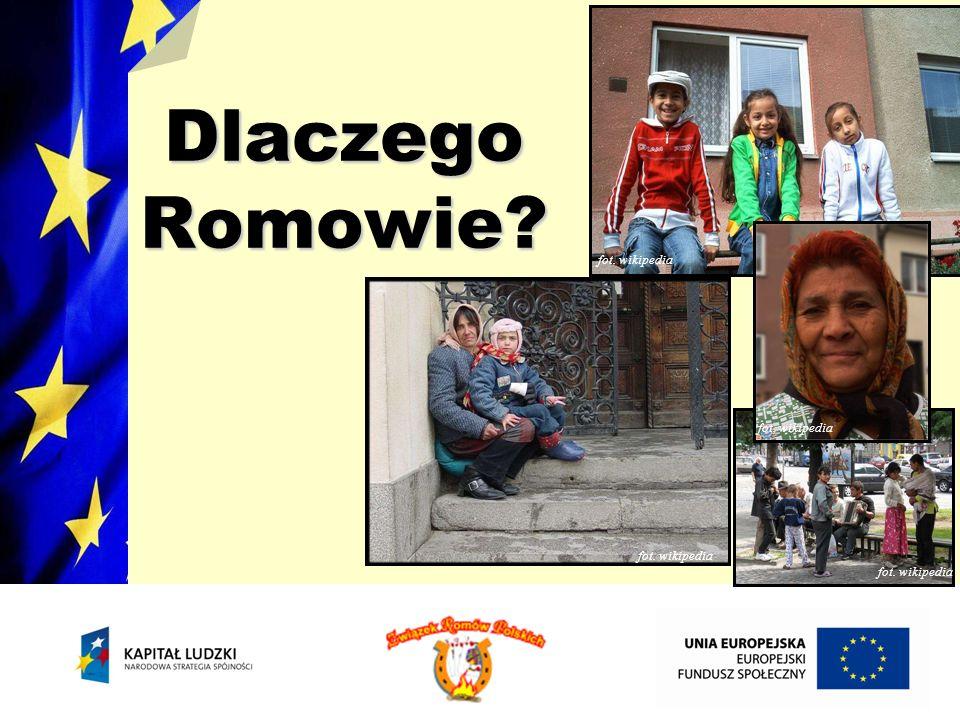 Romowie to najbardziej zagrożona wykluczeniem społecznym mniejszość etniczna zamieszkująca Polskę.