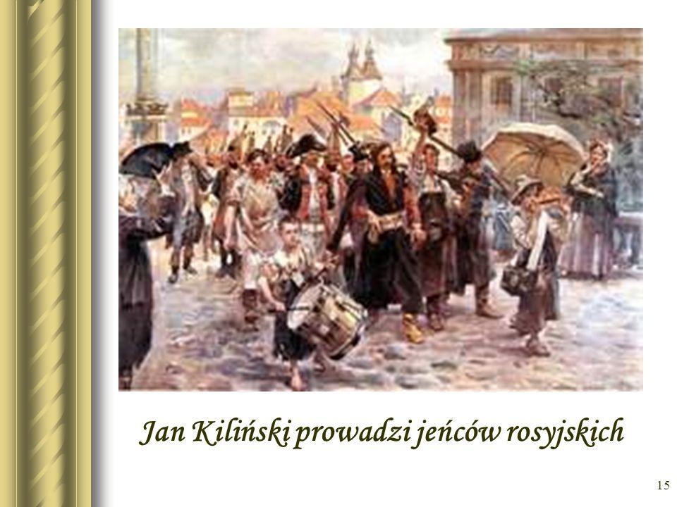 14 List Zakrzewskiego do Kościuszki kwiecień 1794