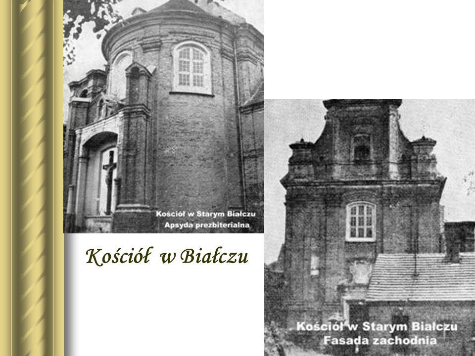 2 Kościół w Białczu