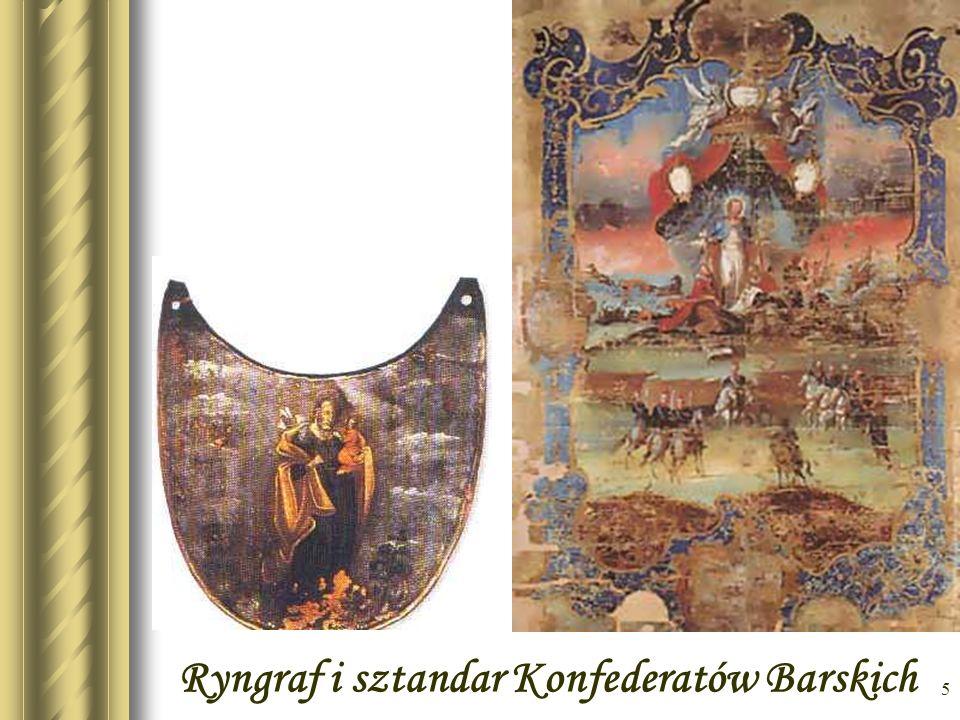 5 Ryngraf i sztandar Konfederatów Barskich