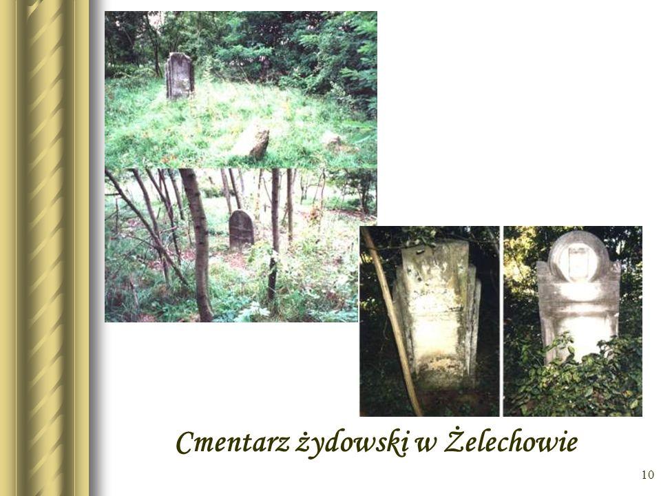 9 Ratusz na rynku w Żelechowie zdj. pocz. XX w.