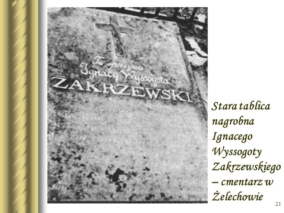 20 Cmentarz w Żelechowie