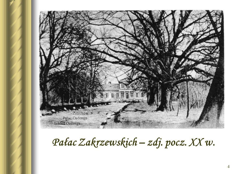 3 Portret Zakrzewskiego znajdujący się w Warszawie
