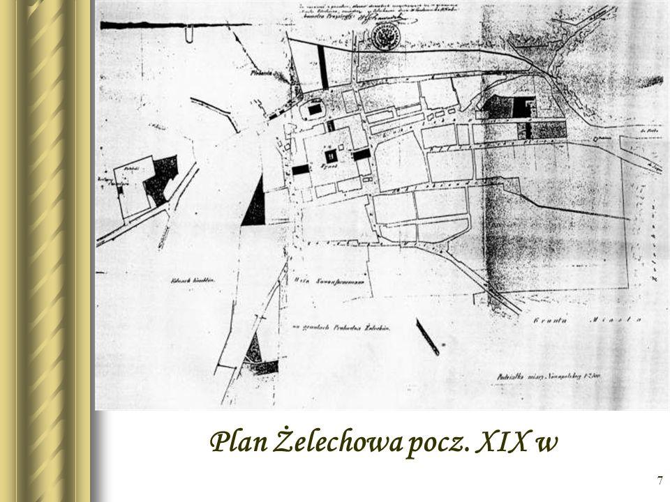 6 Wacław Rzewuski hetman wielki koronny, jeden z dziedziców Żelechowa