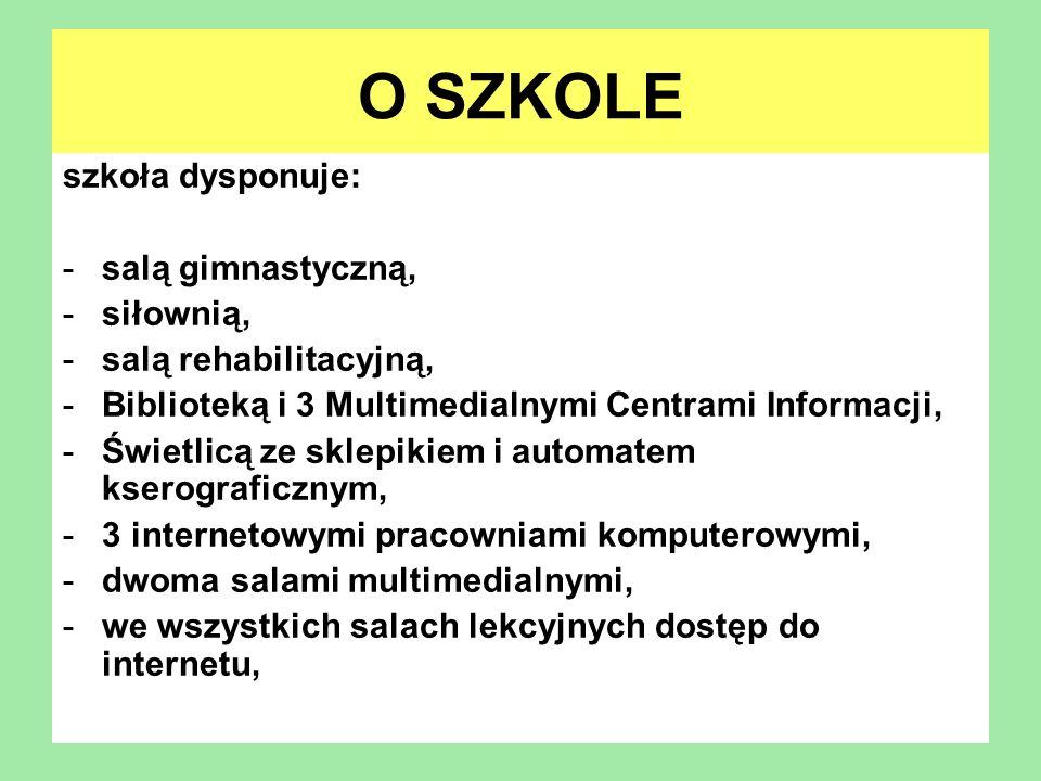 O SZKOLE Transted Firma transportowo-handlowa, Halina i Tadeusz Kajka, Żelechów ul.