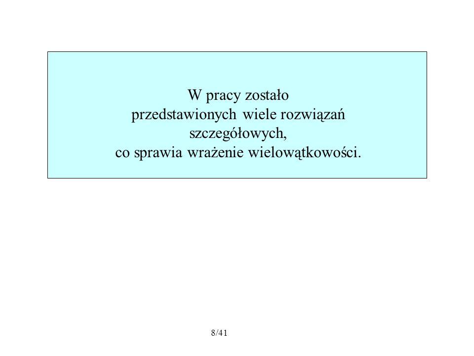 19/41 L=1 [m], P 1 =1012 [N], P 2 =500 [N], P 1 =P 1 ·0.025=25.3 [N], P 1 + = P 1 + P 1 = 1037.3 [N]P 1 - = P 1 - P 1 = 986.7 [N] M A (P 1, P 2 )=-12[N · m] M A (P 1 +, P 2 )=-37.3[N · m] M A (P 1 -, P 2 )= 13.3[N · m]