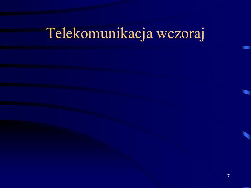 7 Telekomunikacja wczoraj