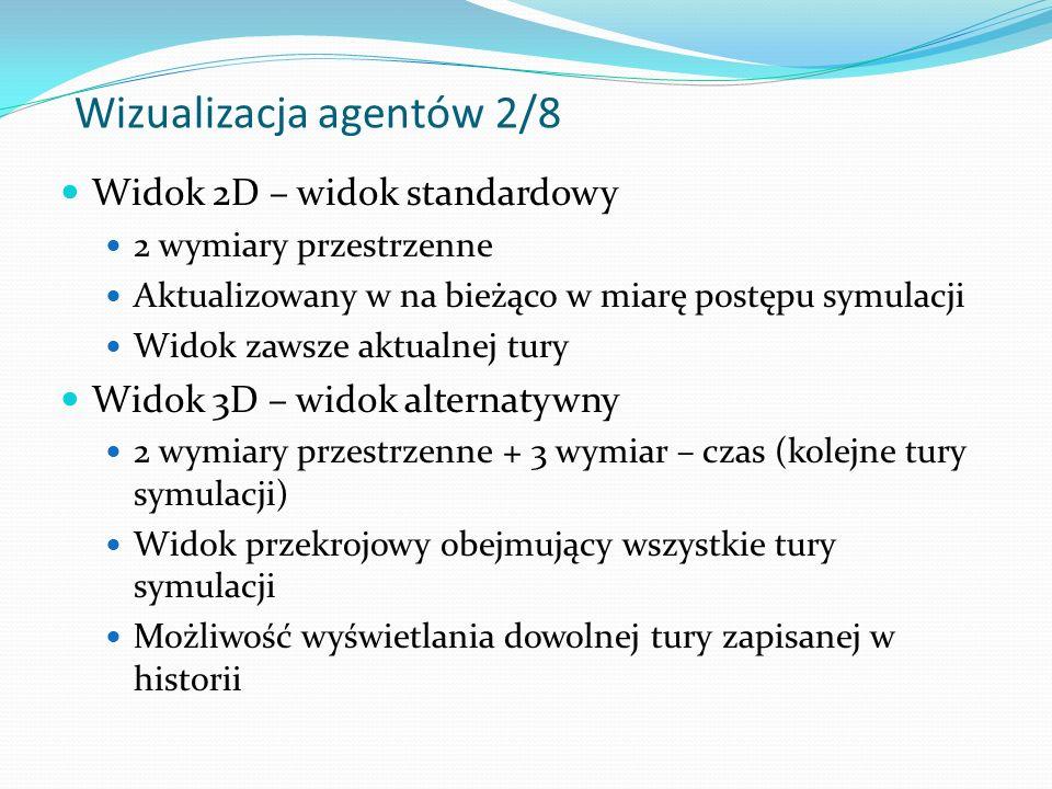 Wizualizacja agentów3/8