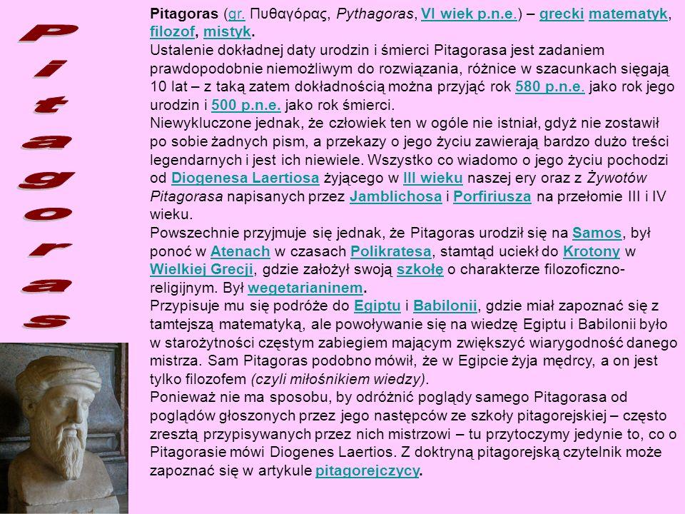 Pitagoras (gr.