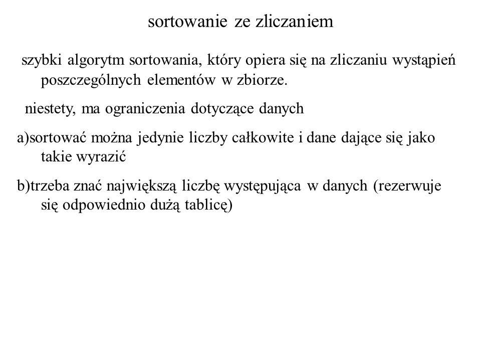szerokie znaki czyli wide characters np.