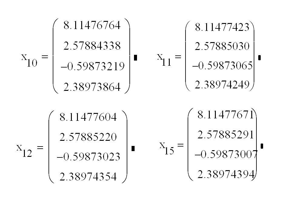 Interpolacja funkcji Dane wartości funkcji y n w punktach x n, gdzie n=0,1,2,....N-1.