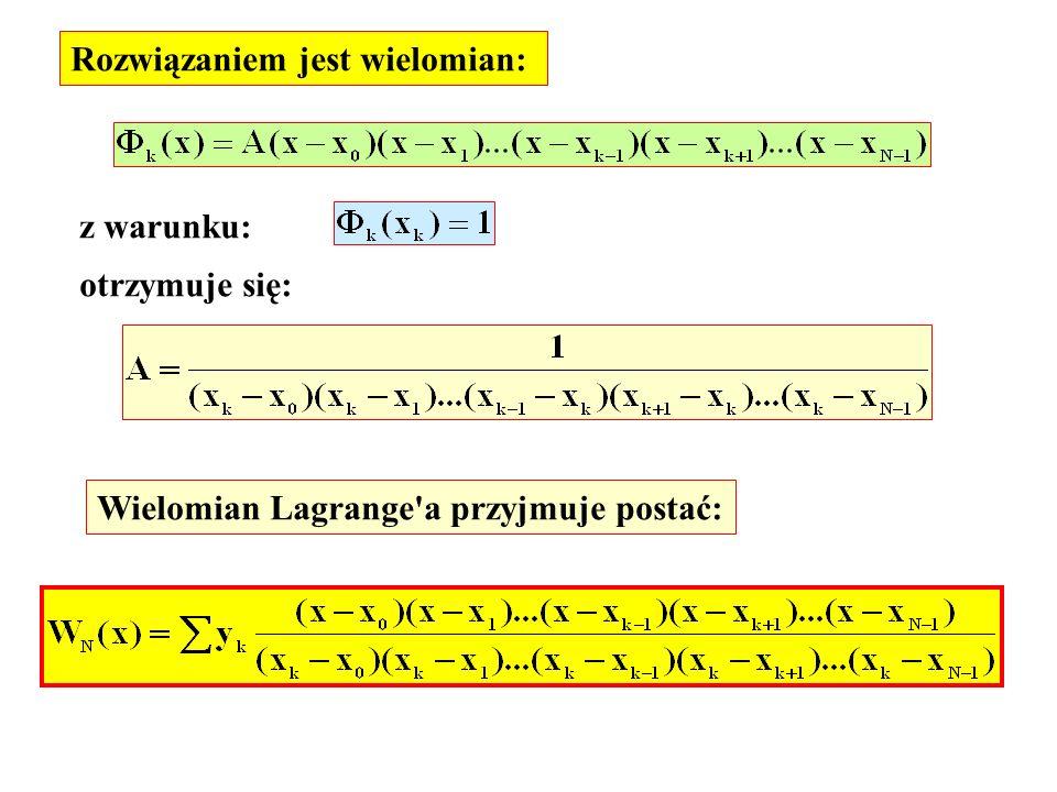 Interpolacja liniowa odcinkami: H[A/m]050 1002005001000150020003000 B[T]00.751.51.81.952.02.022.032.035 dla lub po wykonaniu działań: dla i podobnie: dla