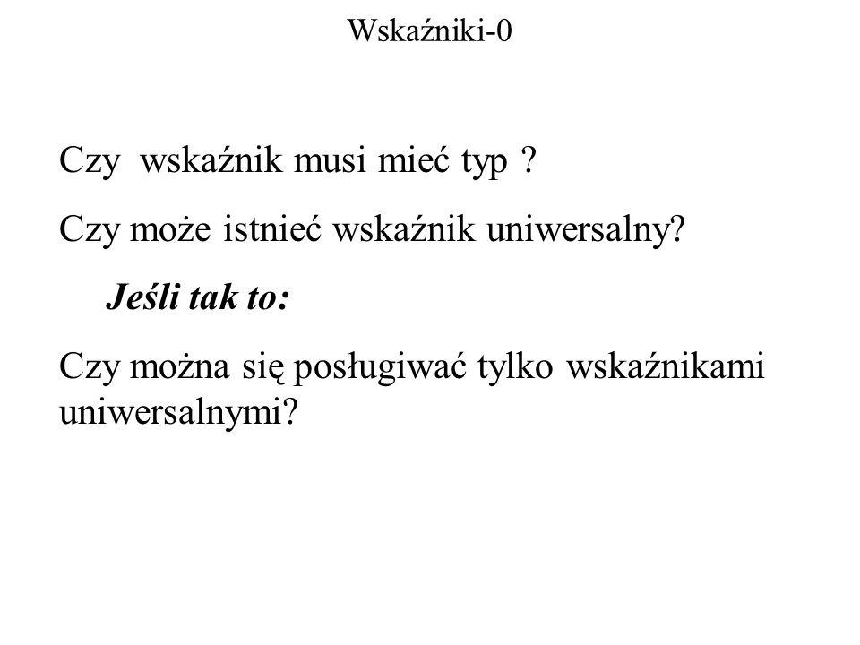 Jak czytać skomplikowane deklaracje.(Symfonia C++ J.Grębosz, 8.17.1) Jak czytamy.
