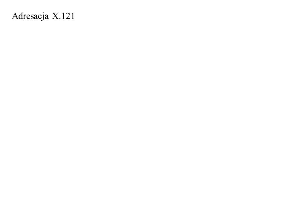Adresacja X.121