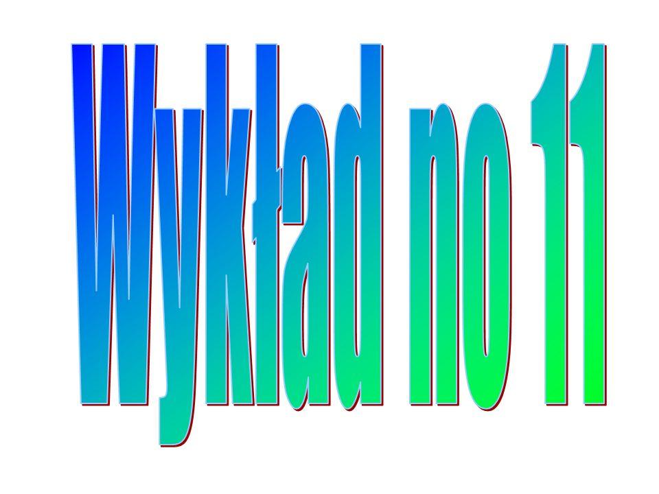 i-1 i i+1 k-1 k k+1 hihi hkhk Druga pochodna dodając stronami: