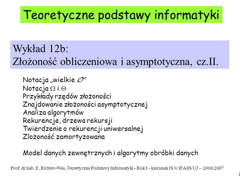 Prof.dr hab. E.