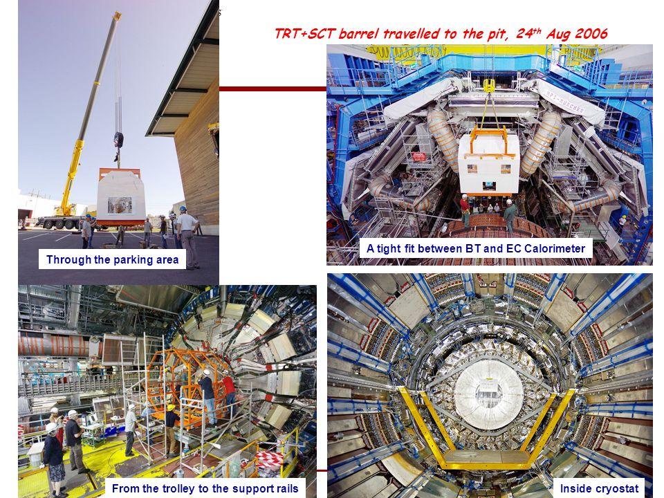 Teoretyczne Podstawy Informatyki - Rok I - kierunek IS w IFAiIS UJ – 2006/2007 Prof. dr hab. Elżbieta Richter-Wąs 14 2.10.06 TRT+SCT barrel travelled