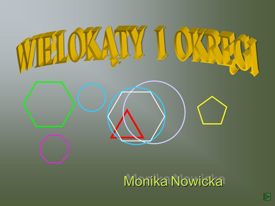 Monika Nowicka Monika Nowicka