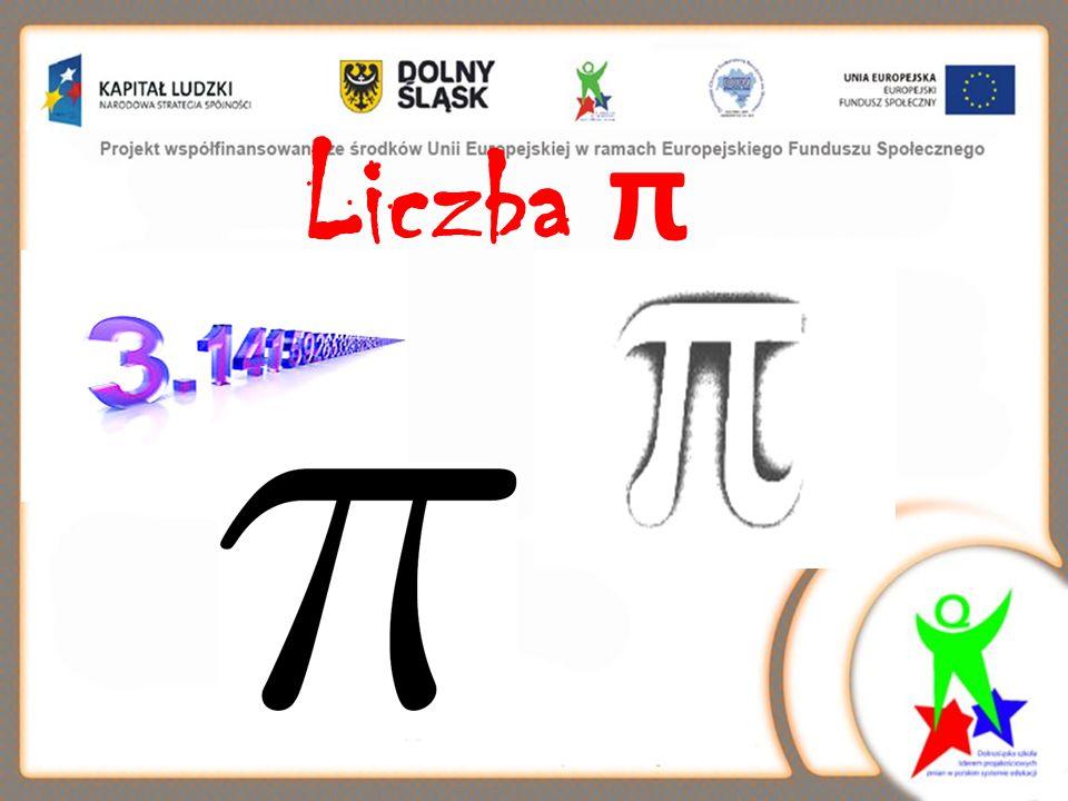 Co to jest liczba π.