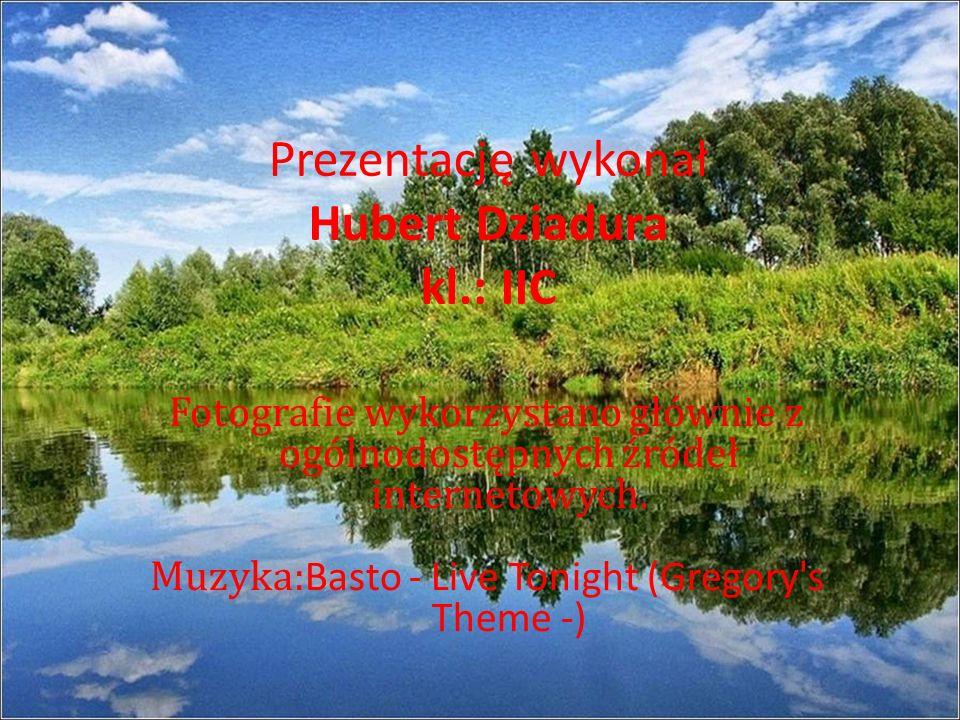 Prezentację wykonał Hubert Dziadura kl.: IIC Fotografie wykorzystano głównie z ogólnodostępnych źródeł internetowych. Muzyka: Basto - Live Tonight (Gr
