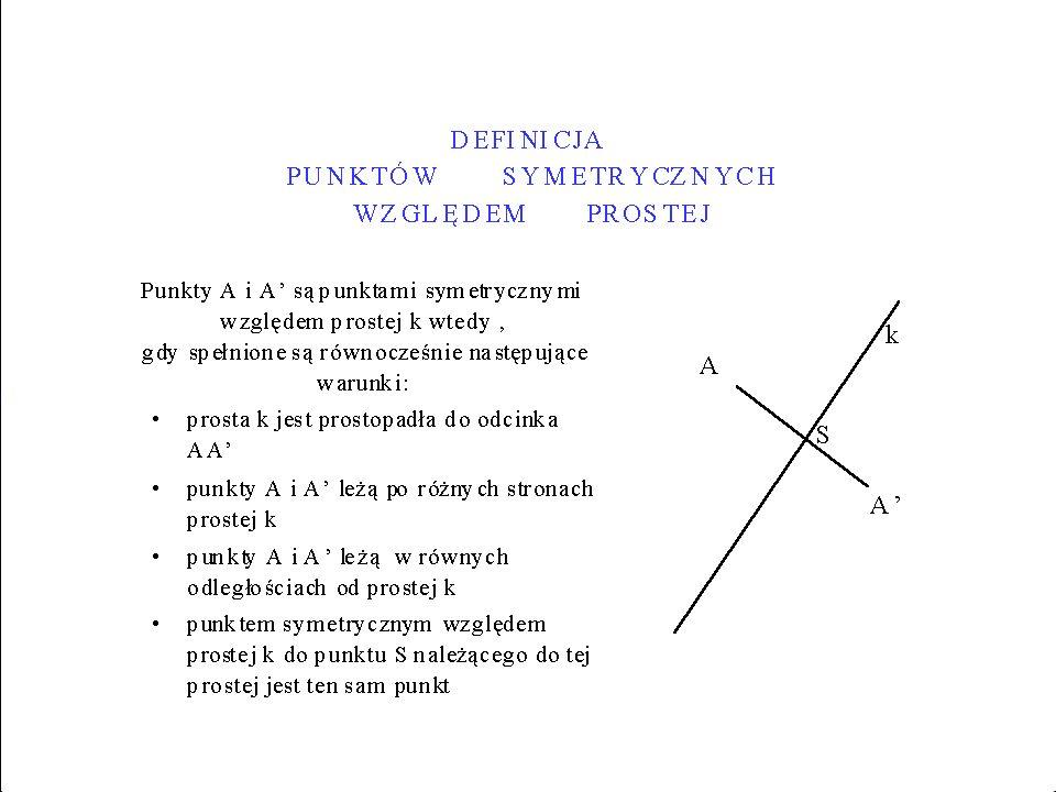Symetria (z gr. podobny oraz miara) – właściwość figury, bryły lub ogólnie dowolnego obiektu matematycznego (można mówić np. o symetrii równań), poleg