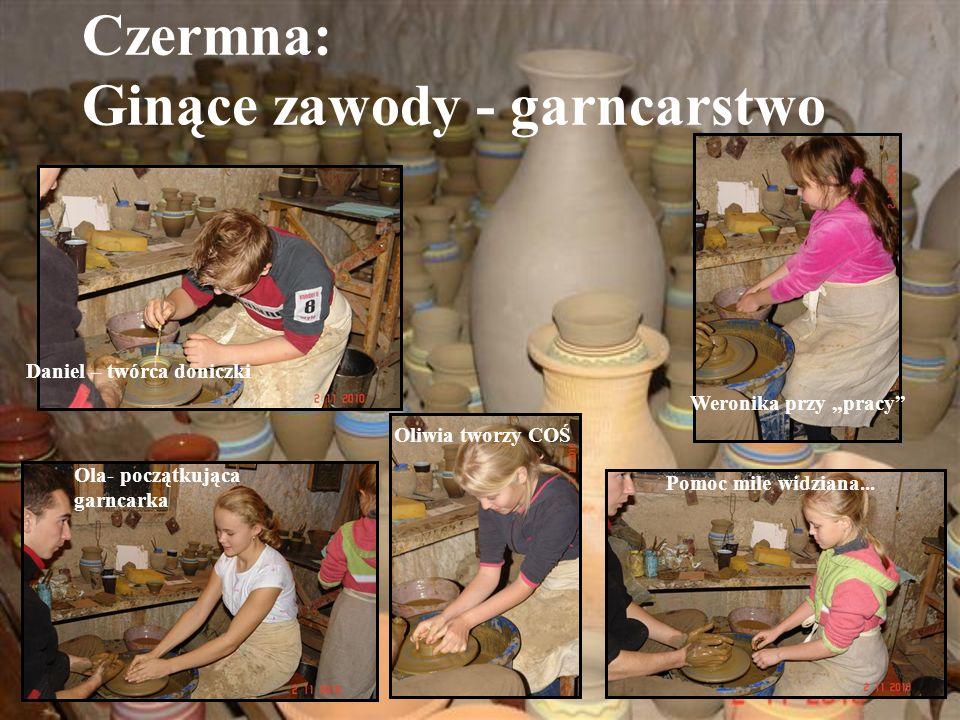 Daria i Kamil zaczynają pracę Karolina i Magda już radzą sobie same