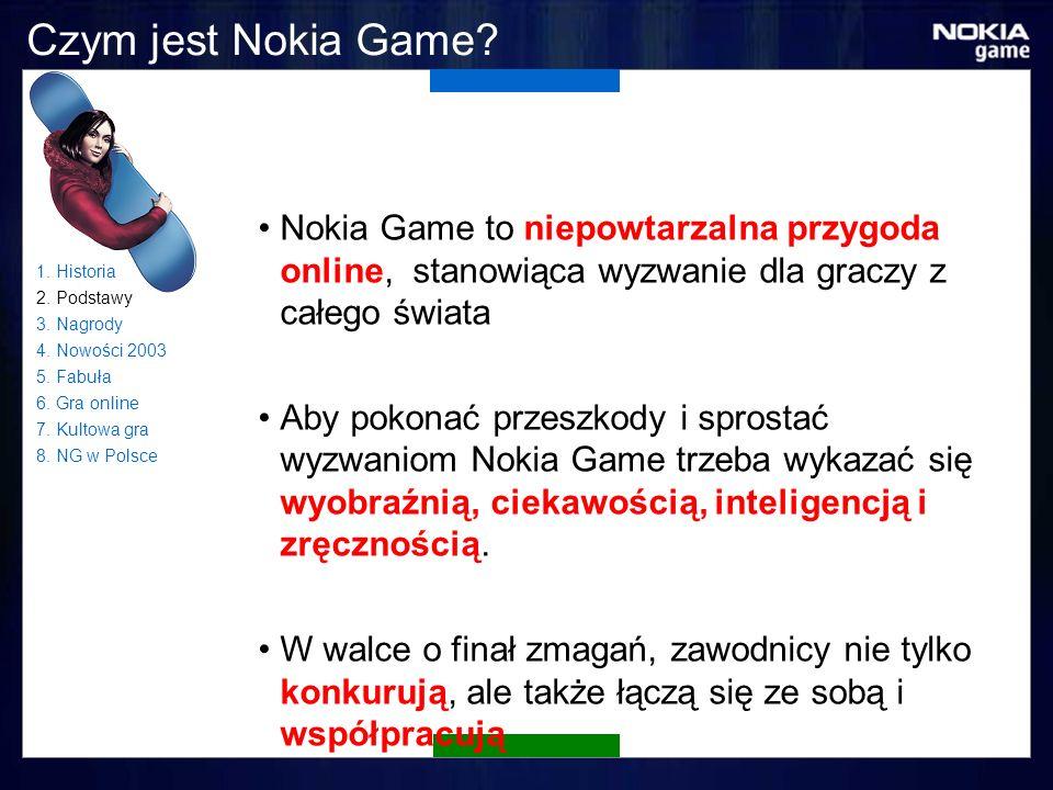 Czym jest Nokia Game.