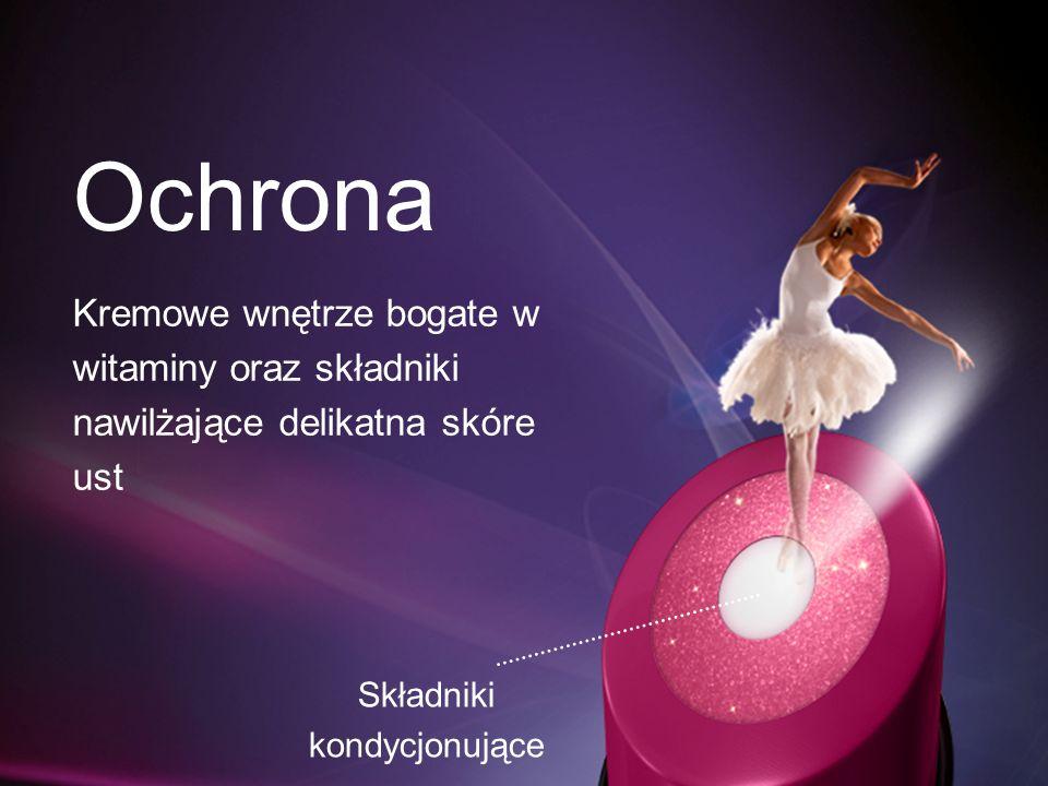 Składniki aktywne: Gliceryna Olejek sojowy Olejek migdałowy Wosk pszczeli Krem odżywia i regeneruje skórę.