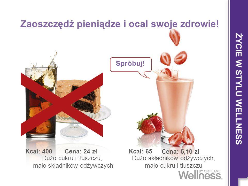 Kcal: 400 Zaoszczędź pieniądze i ocal swoje zdrowie! Cena: 5,10 zł Dużo składników odżywczych, mało cukru i tłuszczu Spróbuj! Cena: 24 zł Dużo cukru i