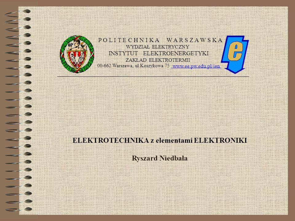 Pole elektryczne q E qxqx FxFx Natężenie pola elektrycznego gdzie: q – ładunek stanowiący sumę ładunków elementarnych (elektronów) ε - przenikalność dielektryczna Wprowadzając ładunek q x wytworzone pole oddziałuje na niego siłą: