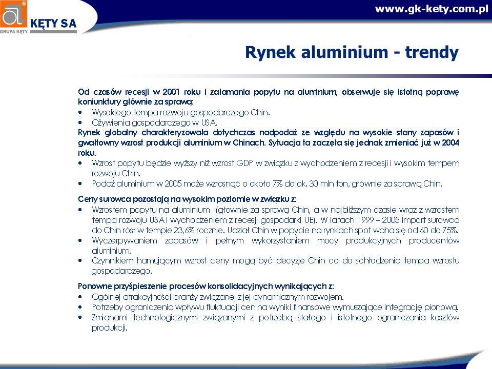 www.gk-kety.com.pl Segment Systemów Aluminiowych