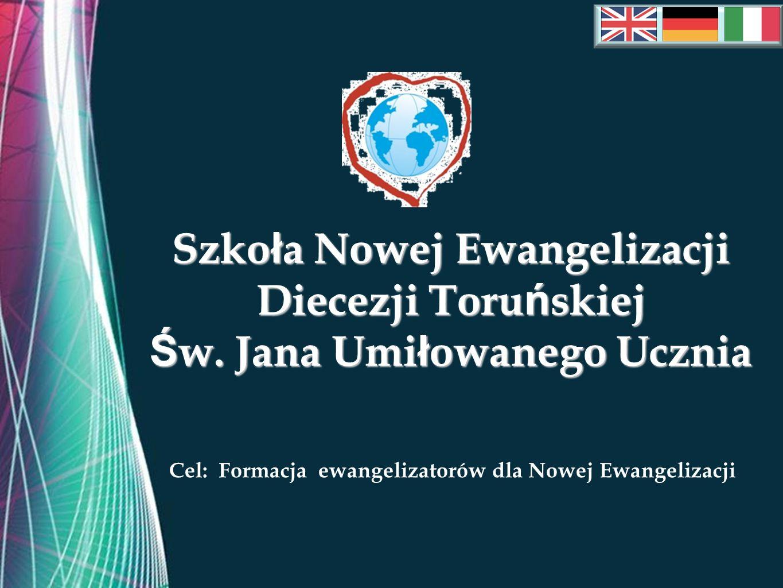Free Powerpoint Templates Szko ł a Nowej Ewangelizacji Diecezji Toru ń skiej Ś w.