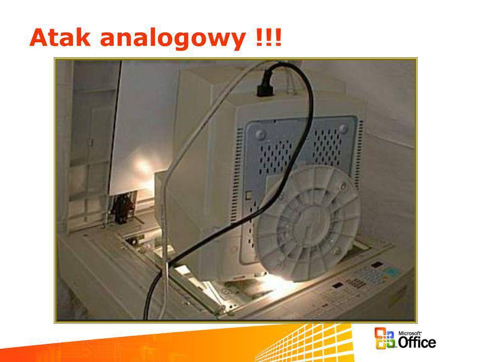 Atak analogowy !!!