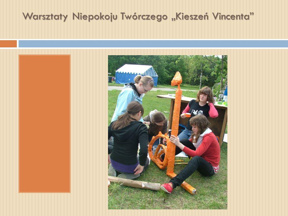 Warsztaty Niepokoju Twórczego Kieszeń Vincenta