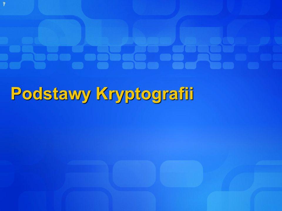 7 7 Podstawy Kryptografii