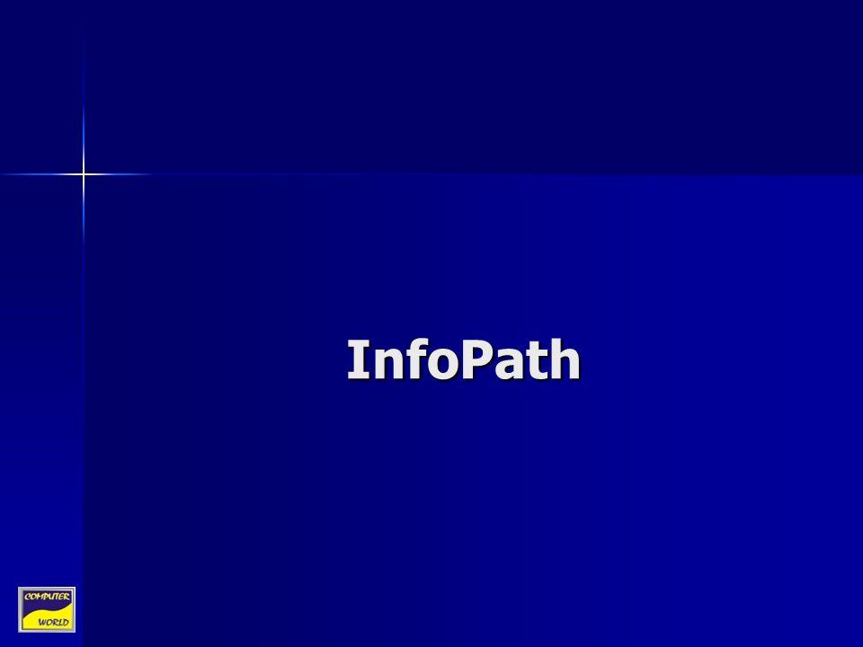 InfoPath