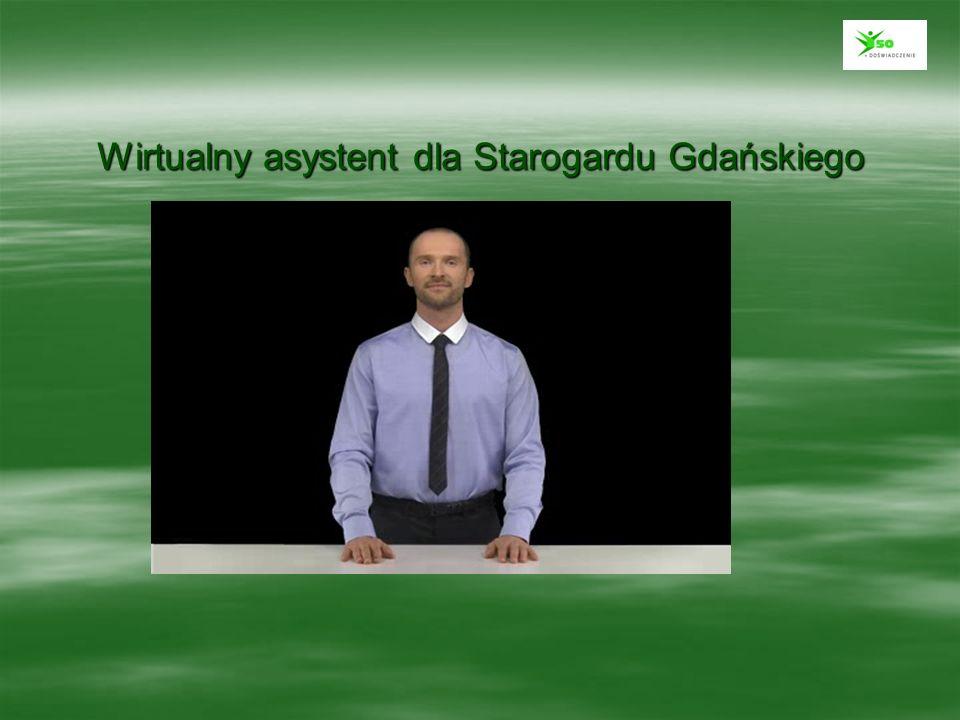 Wirtualny asystent dla Starogardu Gdańskiego