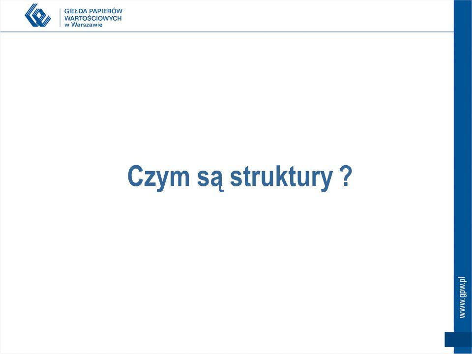 Czym są struktury ?