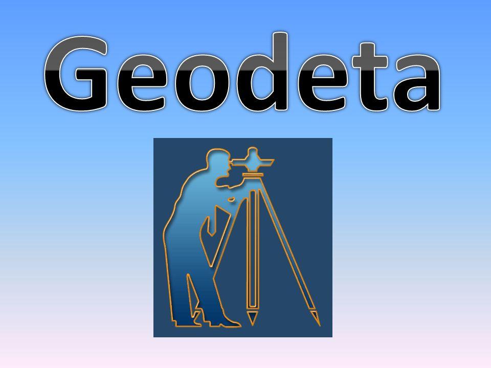 Na czym polega praca geodety.Geodeta to specjalista nauk o Ziemi.