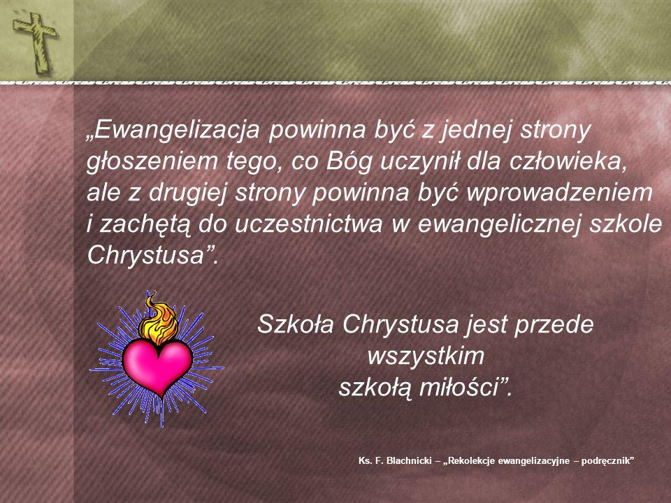 Idźcie więc i czyńcie uczniów ze wszystkich narodów . Mt 28,18-20