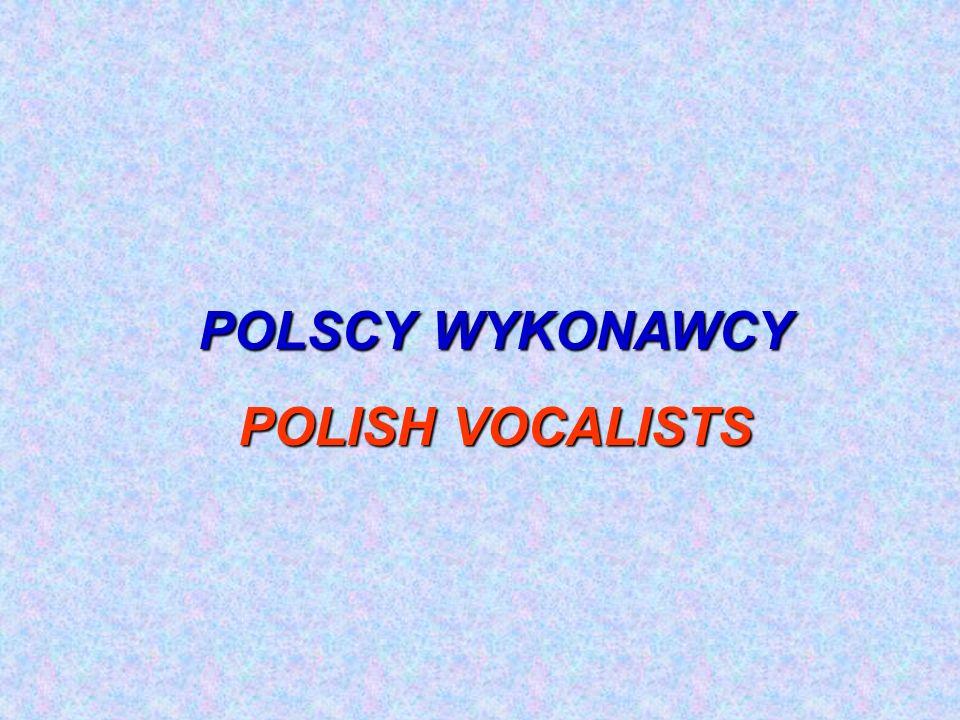 Beata Kozidrak Polska piosenkarka i wokalistka zespołu Bajm The Poland singer and the vocalist of the team Bajm