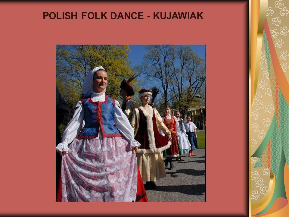 Melody is the Polish folk dance, national dance Kujawian.